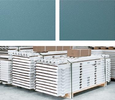 finalizare; Culoare canat NCS 4020-B50G; Culoare toc NCS 5020-B850G; Turcoaz pastel standard; usa invelita in pelicula de polietilena elastica; Tocuri de usa asamblate pentru usi cu un canat; Asamblarea este necesara pentru tocuri de usa cu 2 canate; Depozitate pe paleti de lemn