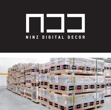 impachetare la livrare Univer; decor digital Ninz; depozitare in cutii din lemn;