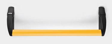 Toate KIT-urile (cu exceptia celor cu bara din inox) pot fi livrate cu o bara transversala din aluminiu vopsita in culori din paletarul RAL la alegere